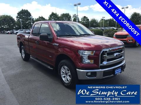 2015 F 150 For Sale >> 2015 Ford F 150 For Sale In Newberg Or