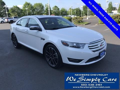 2018 Ford Taurus for sale in Newberg, OR