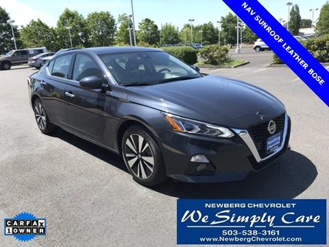 2019 Nissan Altima for sale in Newberg, OR