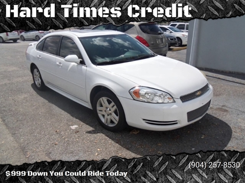 2014 Chevrolet Impala Limited for sale in Jacksonville, FL