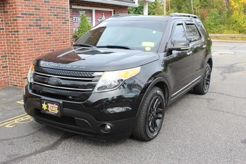 2011 Ford Explorer for sale in Billerica, MA