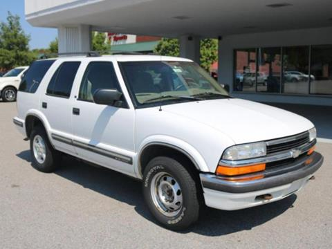 1999 Chevrolet Blazer for sale in Holly Hill, SC