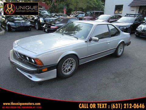 1982 BMW 6 Series for sale in Huntington, NY
