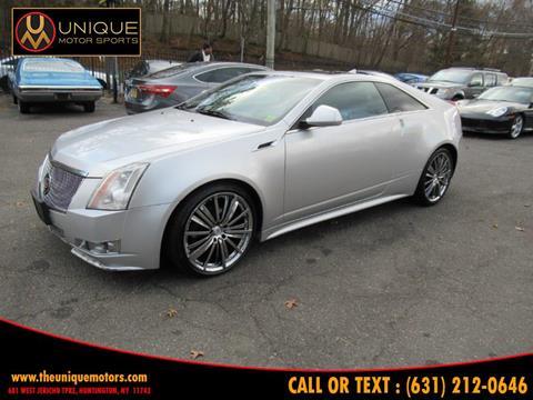 2011 Cadillac CTS for sale in Huntington, NY