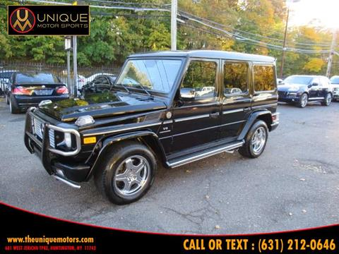 2005 Mercedes-Benz G-Class for sale in Huntington, NY