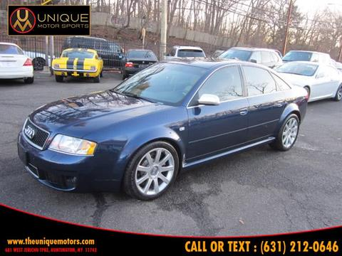 2003 Audi RS 6 for sale in Huntington, NY