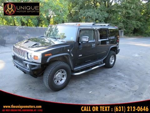2006 HUMMER H2 for sale in Huntington, NY