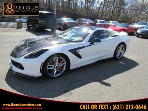 2014 Corvette Stingray For Sale >> 2014 Chevrolet Corvette For Sale In Huntington Ny