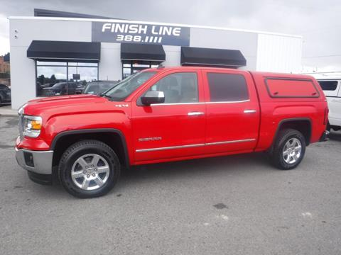2014 GMC Sierra 1500 for sale in Belgrade, MT
