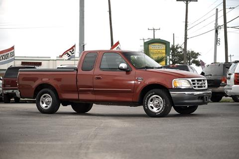 1999 Ford F-150 for sale in San Antonio, TX