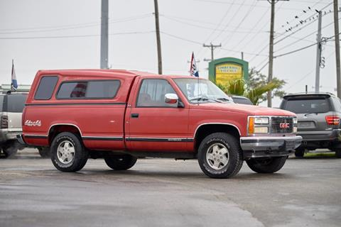 1992 GMC Sierra 1500 for sale in San Antonio, TX