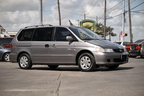 1999 Honda Odyssey for sale in San Antonio, TX