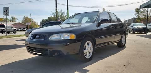 2001 Nissan Sentra for sale in Mckinney, TX