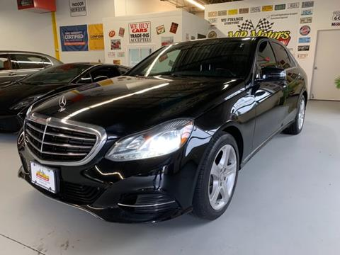 2015 Mercedes-Benz E-Class for sale in West Babylon, NY