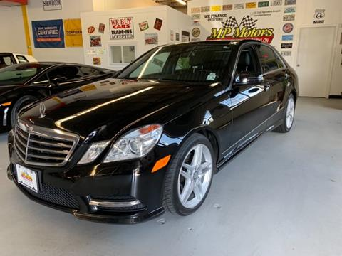 2013 Mercedes-Benz E-Class for sale in West Babylon, NY