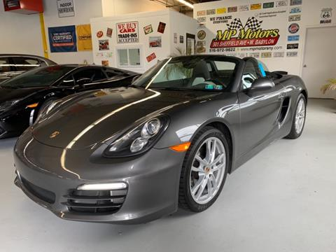 2014 Porsche Boxster for sale in West Babylon, NY