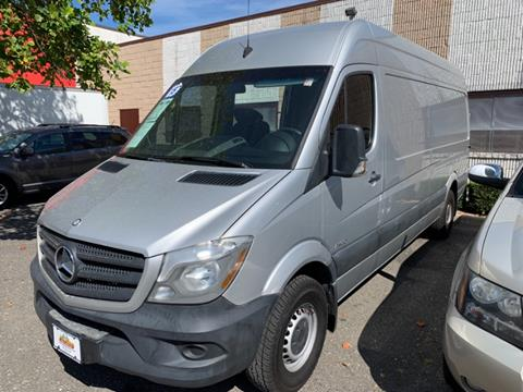 2015 Mercedes-Benz Sprinter Cargo for sale in West Babylon, NY