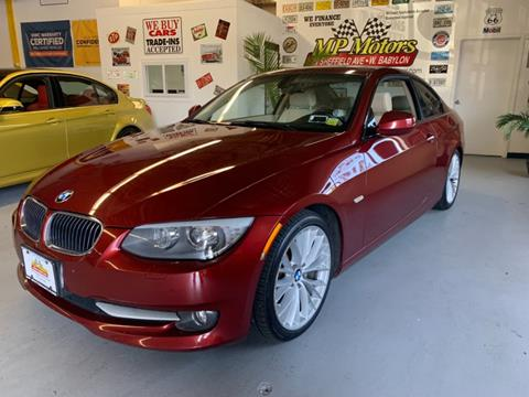 2011 BMW 3 Series for sale in West Babylon, NY