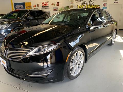 2016 Lincoln MKZ for sale in West Babylon, NY