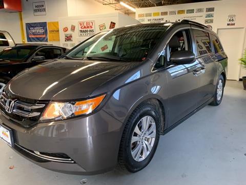 2014 Honda Odyssey for sale in West Babylon, NY