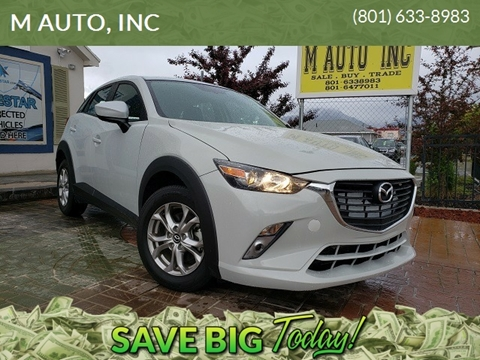 2016 Mazda CX-3 for sale in Millcreek, UT