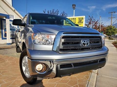 2010 Toyota Tundra for sale at M AUTO, INC in Millcreek UT