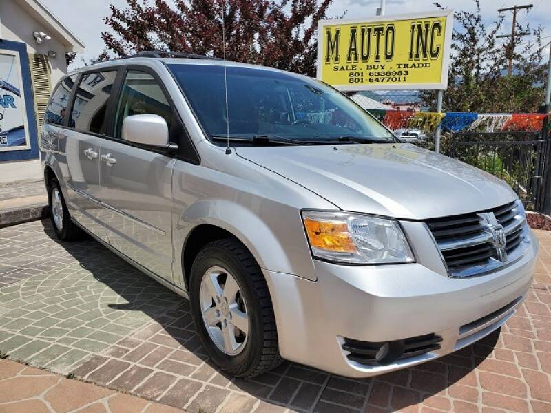 2010 Dodge Grand Caravan for sale at M AUTO, INC in Millcreek UT