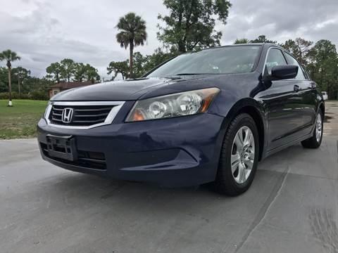 2009 Honda Accord for sale in Naples, FL