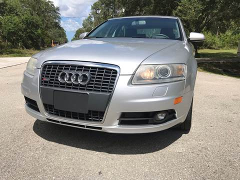 2008 Audi A6 for sale in Naples, FL