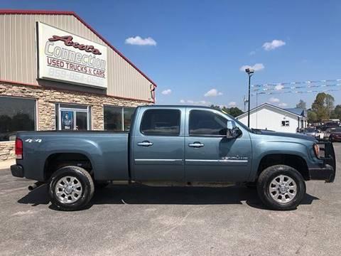 2012 GMC Sierra 3500HD for sale in Junction City, KY