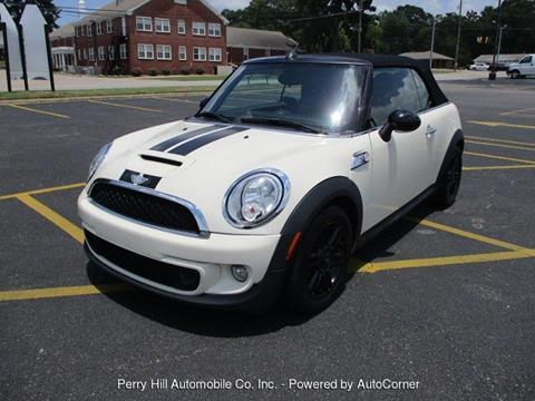 2014 MINI Convertible for sale in Montgomery, AL