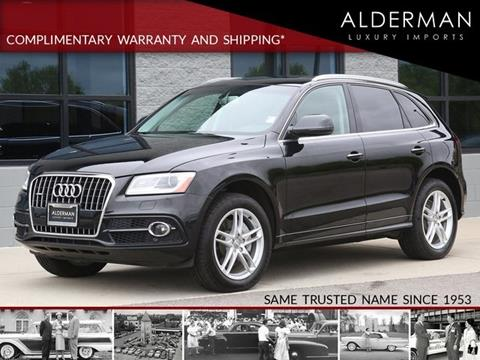 2016 Audi Q5 for sale in Fishers, IN