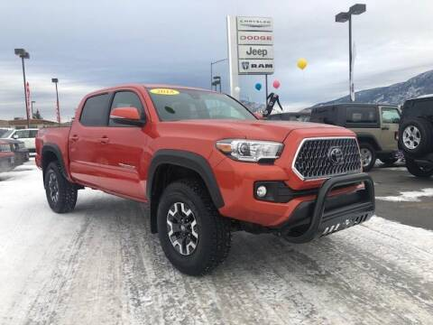 2018 Toyota Tacoma for sale in Butte, MT
