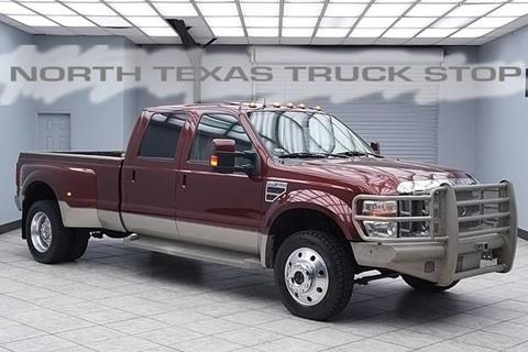 2008 Ford F-450 Super Duty for sale in Mansfield, TX