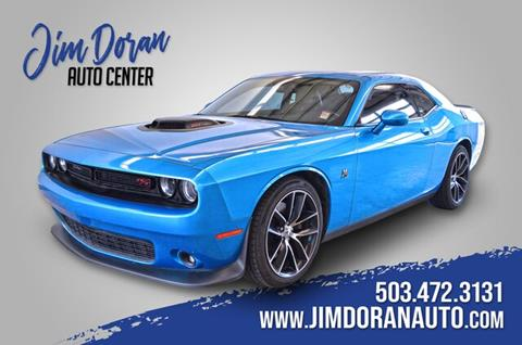 2015 Dodge Challenger for sale in Mcminnville, OR