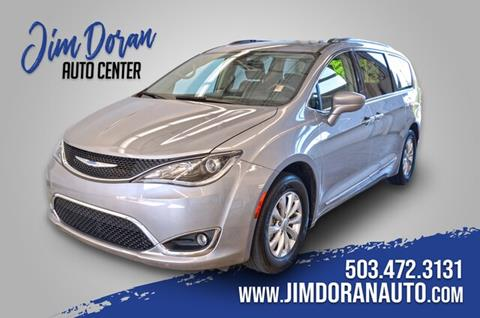 2019 Chrysler Pacifica for sale in Mcminnville, OR