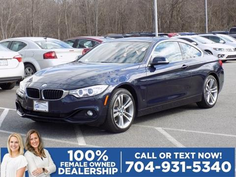 2016 BMW 4 Series for sale in Rock Hill, SC