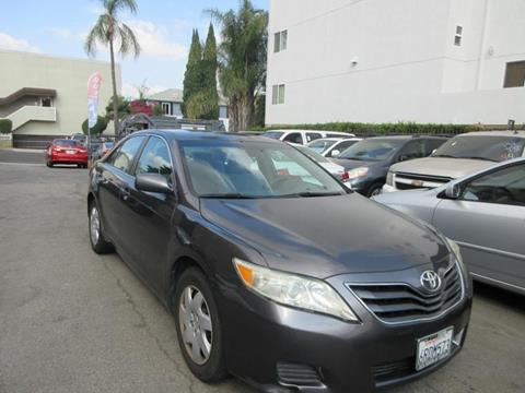 2011 Toyota Camry for sale in Los Angeles, CA
