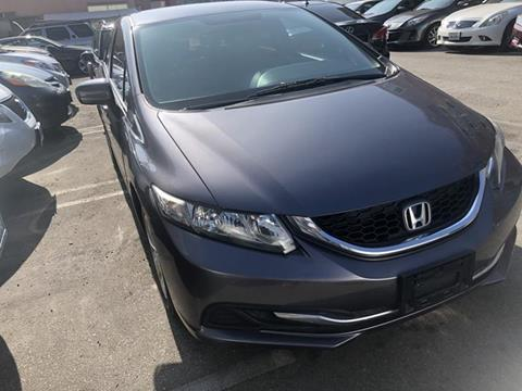 2015 Honda Civic for sale in Los Angeles, CA