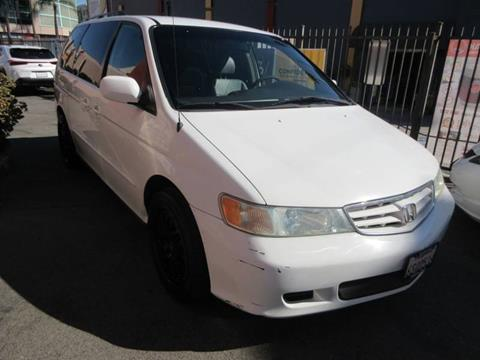 2004 Honda Odyssey for sale in Los Angeles, CA