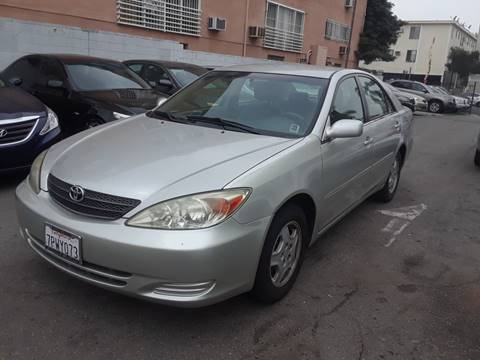 2003 Toyota Camry For Sale >> Used 2003 Toyota Camry For Sale Carsforsale Com