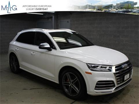 2019 Audi SQ5 for sale in Dublin, OH