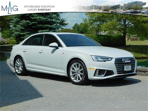 2019 Audi A4 for sale in Dublin, OH
