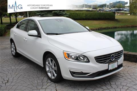 2016 Volvo S60 for sale in Dublin, OH