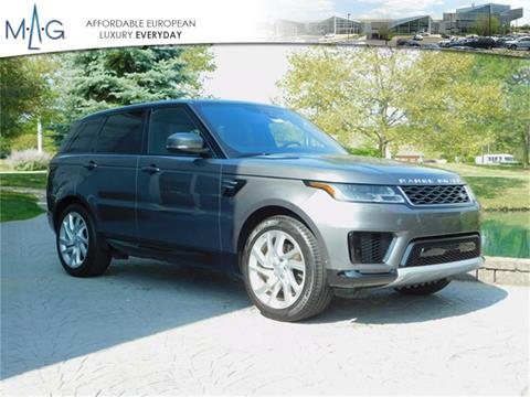 2019 Land Rover Range Rover Sport for sale in Dublin, OH
