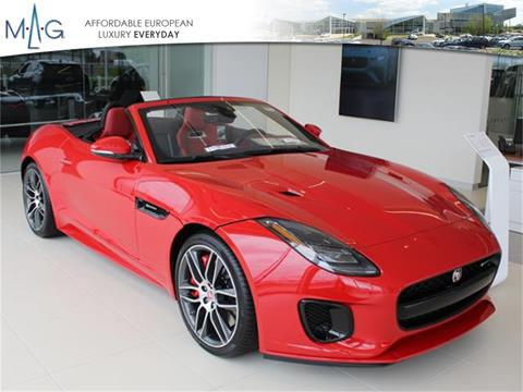 2020 Jaguar F-TYPE for sale in Dublin, OH