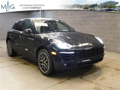 2018 Porsche Macan for sale in Dublin, OH