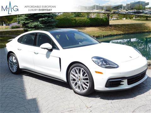 2018 Porsche Panamera for sale in Dublin, OH