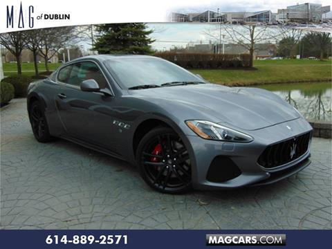 2018 Maserati GranTurismo for sale in Dublin, OH