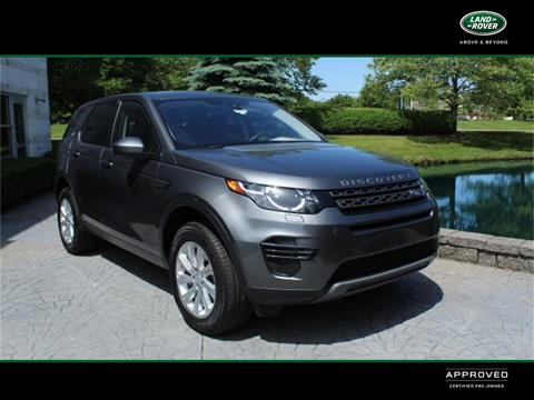 2018 Land Rover Discovery Sport for sale in Dublin, OH